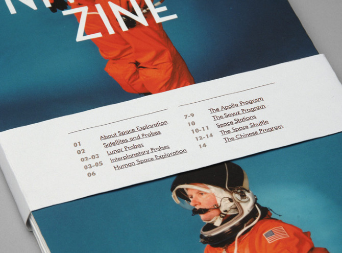 uni2 The Universal Zine by Kasper Pyndt in THISISPAPER MAGAZINE