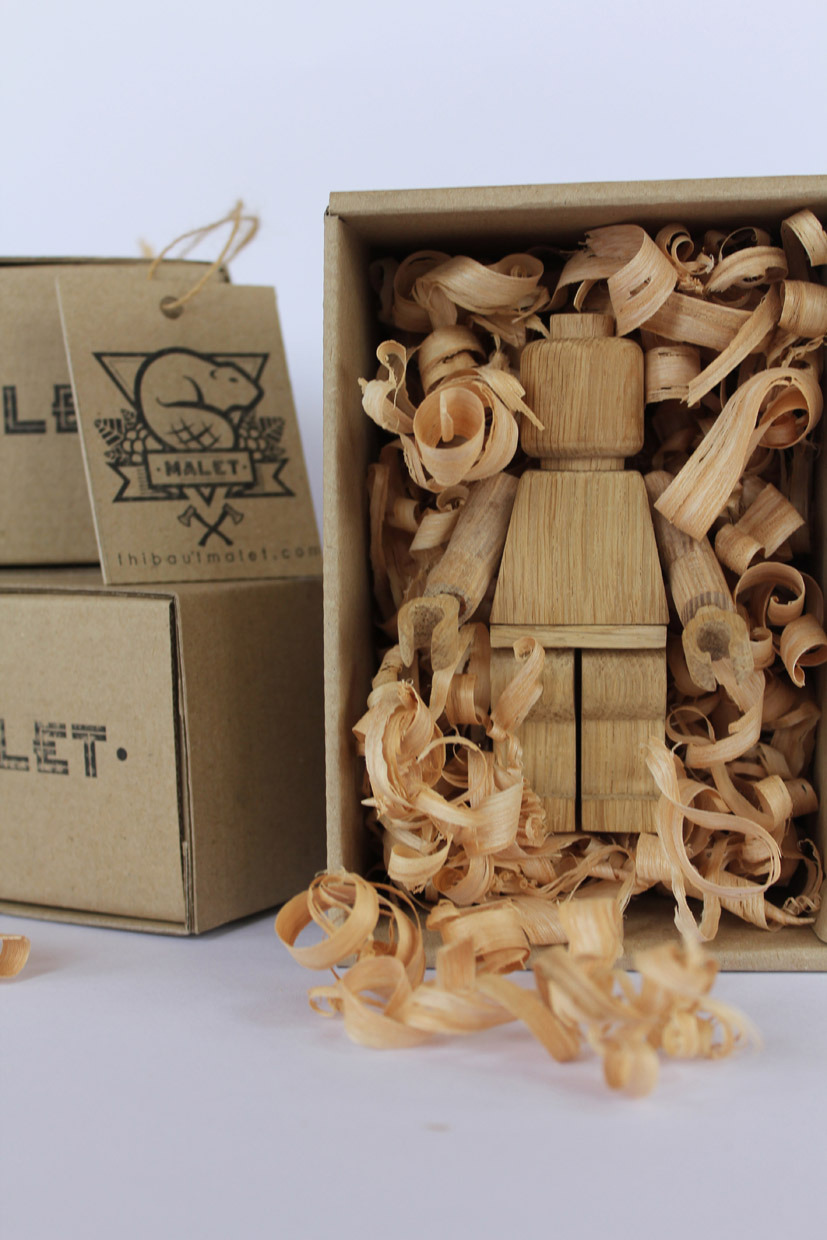 Wooden Lego Feel Desain Your Daily Dose Of Creativity